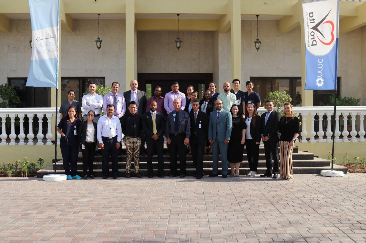 UAE-based Emirates Rehabilitation & Homecare Earns another Three-Year CARF Accreditation