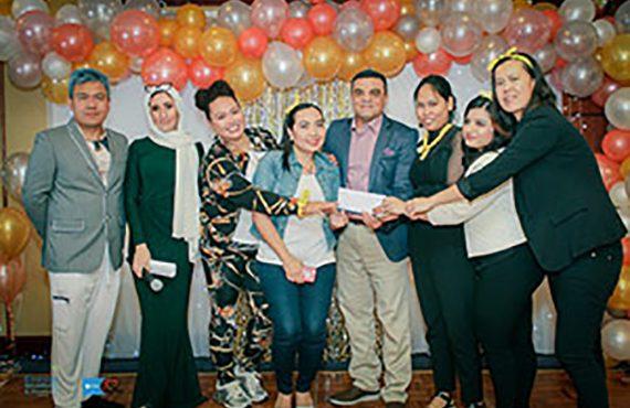 Year-end celebration of Emirates Rehabilitation & Homecare