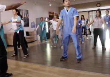 Staff Wellness at Emirates Rehabilitation and Homecare
